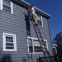 handyman services painting exterior