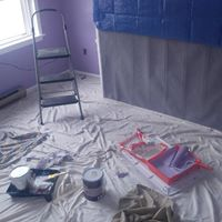 handyman services painting interior